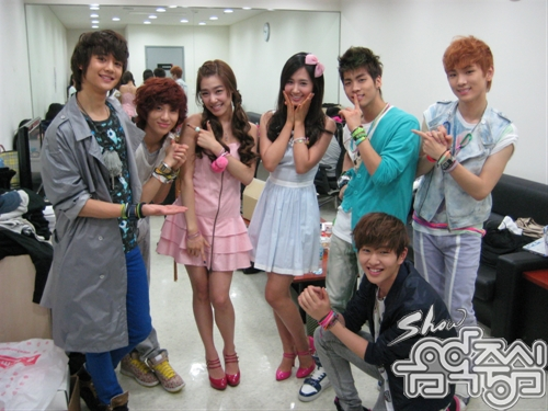 SHINee - Tiffany - Yuri