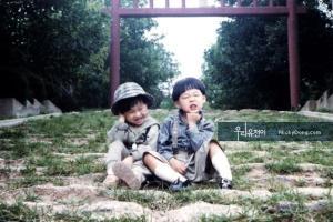 Micky Yoochun baby 2