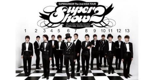 Super Junior's 2nd Asia Tour Super Show II