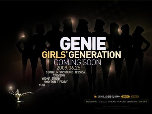 SNSD new single