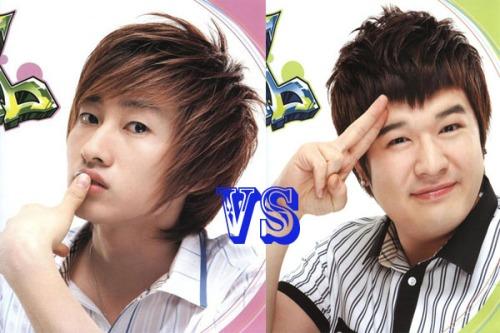 Eunhyuk VS Shindong